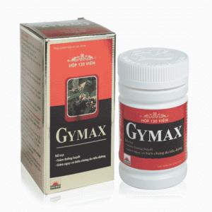 GYMAX – Hỗ trợ giảm đường huyết, giảm nguy cơ, biến chứng do tiểu đường