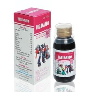 HADADO 100ML – Giúp bổ phế, giảm ho, làm ấm đường hô hấp, viêm họng, khan tiếng, hen suyễn