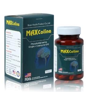 MAXCOLINE – Chống gốc tự do, chống lão hóa, hỗ trợ điều trị các bệnh lý liên quan đến thần kinh