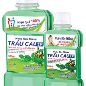 NƯỚC SÚC MIỆNG TRẦU CAU 500ML – Làm sạch răng miệng,ngăn ngừa cao răng, mảng bám, viêm lợi, viêm miệng.