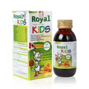 ROYAL KIDS – Bổ sung Lysin và các vitamin giúp trẻ ăn ngon